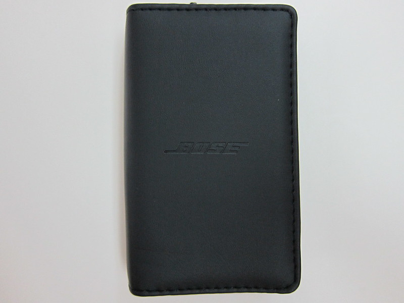 Bose MIE2i - Carrying Pouch
