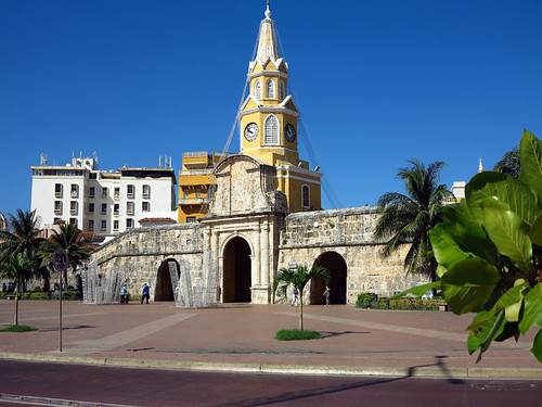 Historic Center Cartagena Colombia