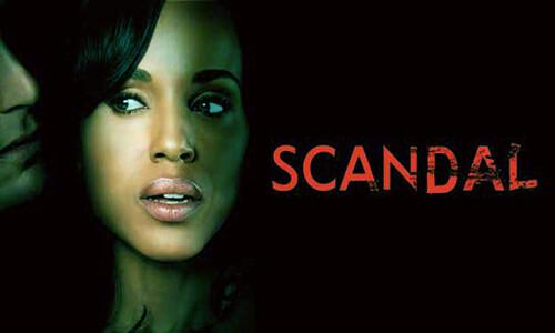 Scandal Poster TV Talk