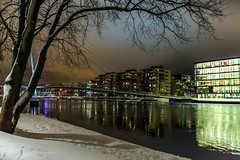 Drammen In January