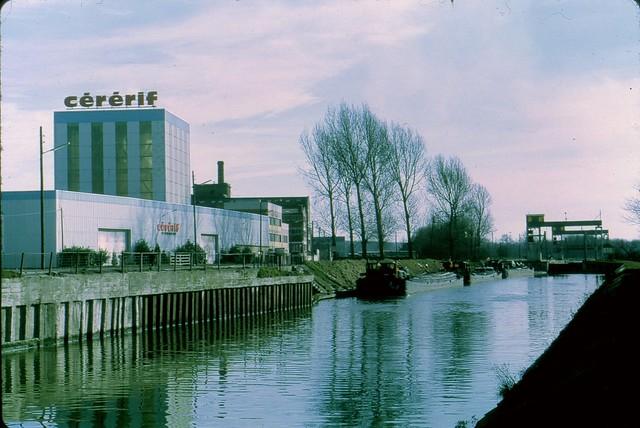 Rue du petit Bruxelles dans les années 70