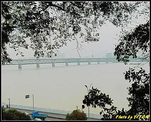 杭州 錢塘江 - 021 (錢塘江大橋)