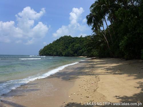 Malugao Beach in El Nido, Palawan