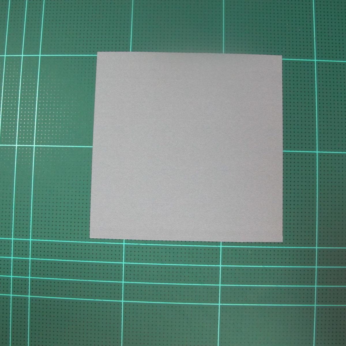วิธีพับกล่องของขวัญแบบโมดูล่า (Modular Origami Decorative Box) โดย Tomoko Fuse 002