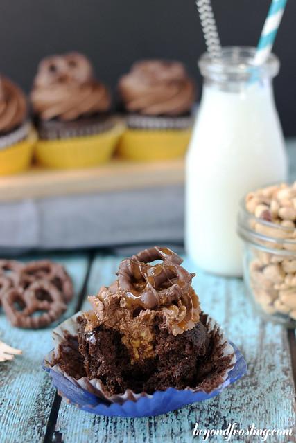 Take 5 Cupcakes - Beyond Frosting