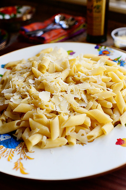 Chicken Mozzarella Pasta