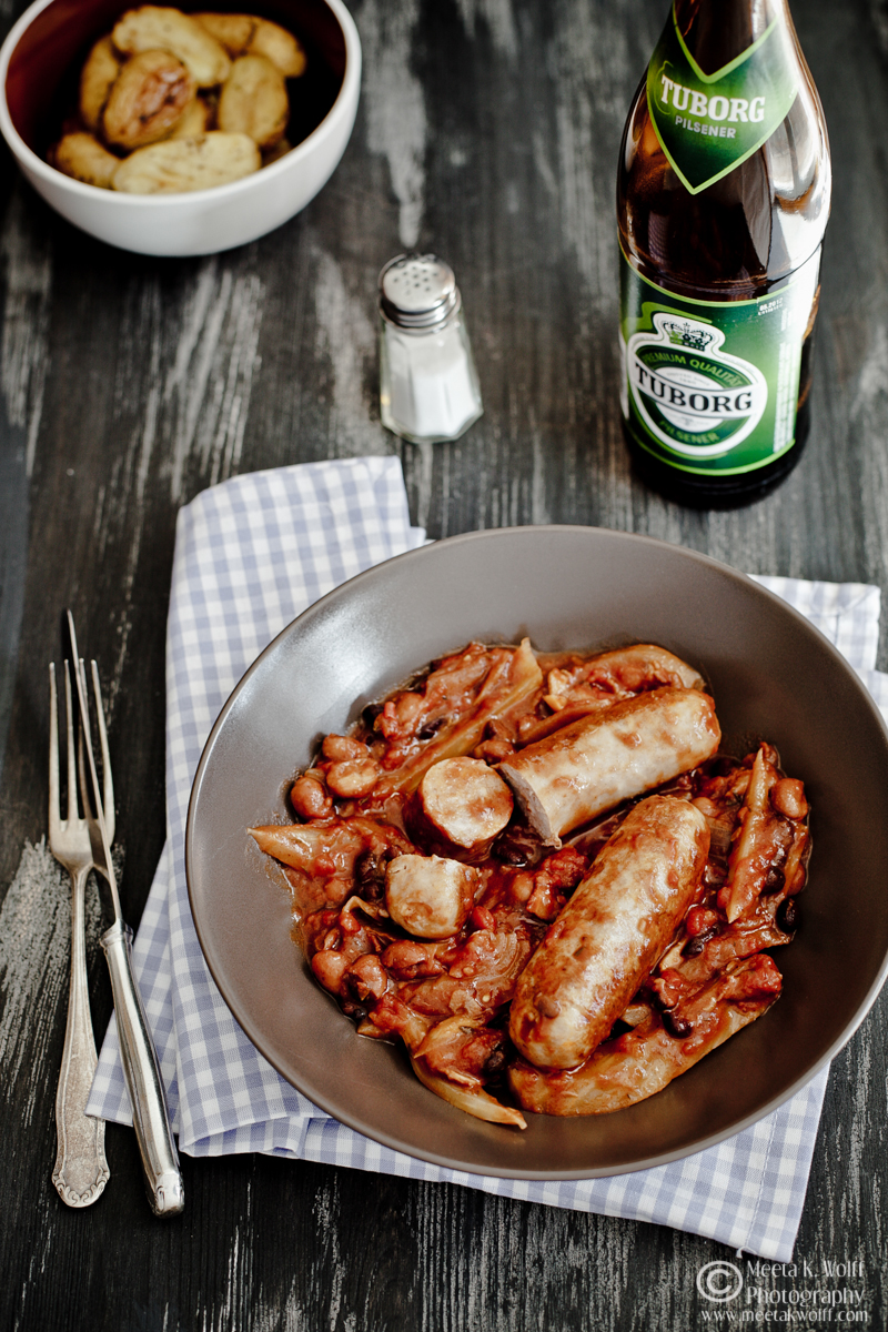 Sausage and Fennel Cassoulet-0014