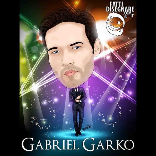 Gabriel Garko by Giuseppe Lombardi