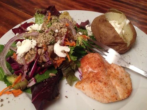 Healthy(er) Dinner