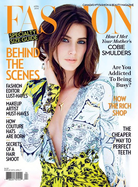 Cobie-Smulders-Fashion-Magaine-Cover