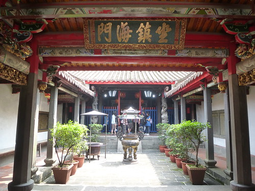 TW14-Taipei-Tansui-Yinshan Temple (1)