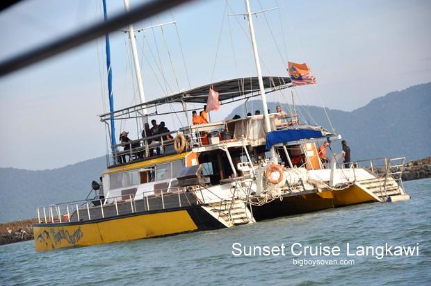 Sunset Cruise Langkawi 3