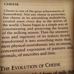 Cheese is one of the great achievements of humankind #TruerWords -Harold McGee On Food & Cooking; The Science & Lore of The Kitchen #Cheese #food