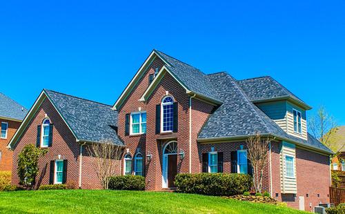 Luxurious All Brick Home