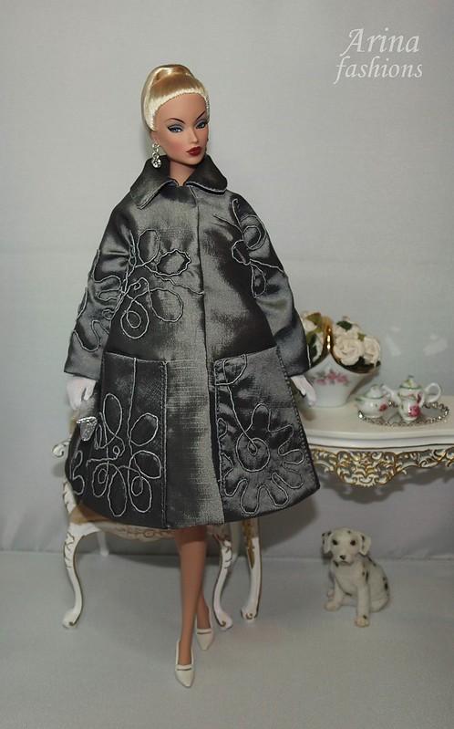Barbie Dress Outfit Purse Shoes Gloves