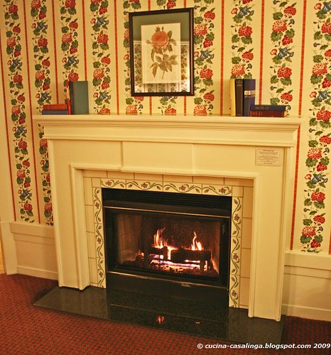 WhiteSwan Fireplace