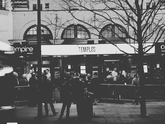 Temples Shepherds Bush Empire