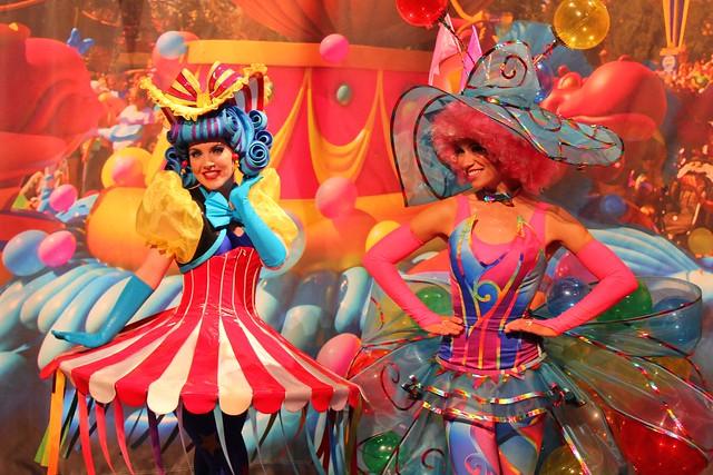 Rock Your Disney Side party at Walt Disney World