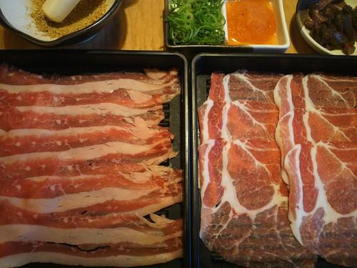 豚・牛ロース 食べ放題@どん亭