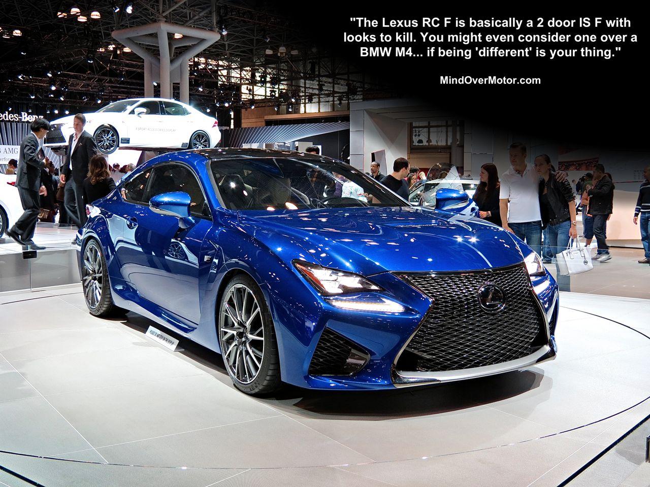 NYIAS 13 Lexus RC F