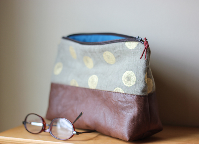 Sneak Peek: Linen & Leather