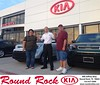 Congratulations to David And Nichole Suarez on your #Kia #Soul purchase from Jorge Benavides at Round Rock Kia! #NewCar by RoundRockKia