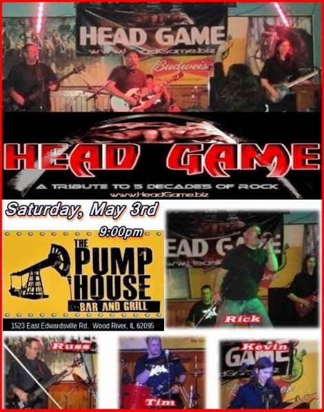 Head Game 5-3-14