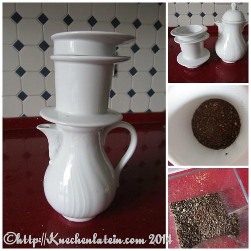 ©Herstellung Filterkaffee