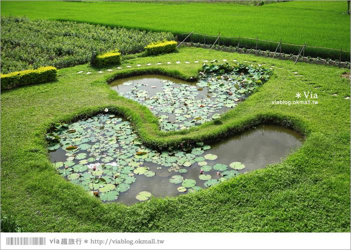 【彰化大村景點】大村雙心池塘/平和夕照平台@浪漫必遊‧約會拍照的好去處~6
