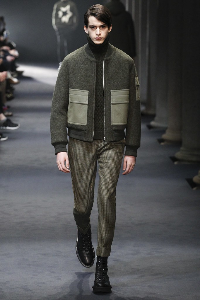 FW15 Milan Neil Barrett004_Ryan Hassaine(VOGUE)