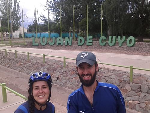 Por las Rutas del Mund en Bici - Mendoza