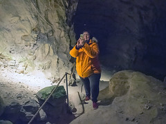 Trip to a mine to see the bats that inhabit it for the winter.