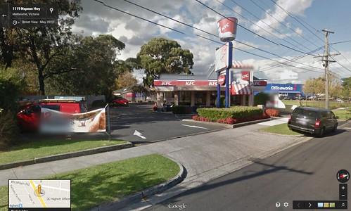 KFC restaurant - 1121 Nepean Highway, Highett, Victoria