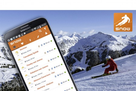 SNOW reportér – svět lyžování v mobilu!