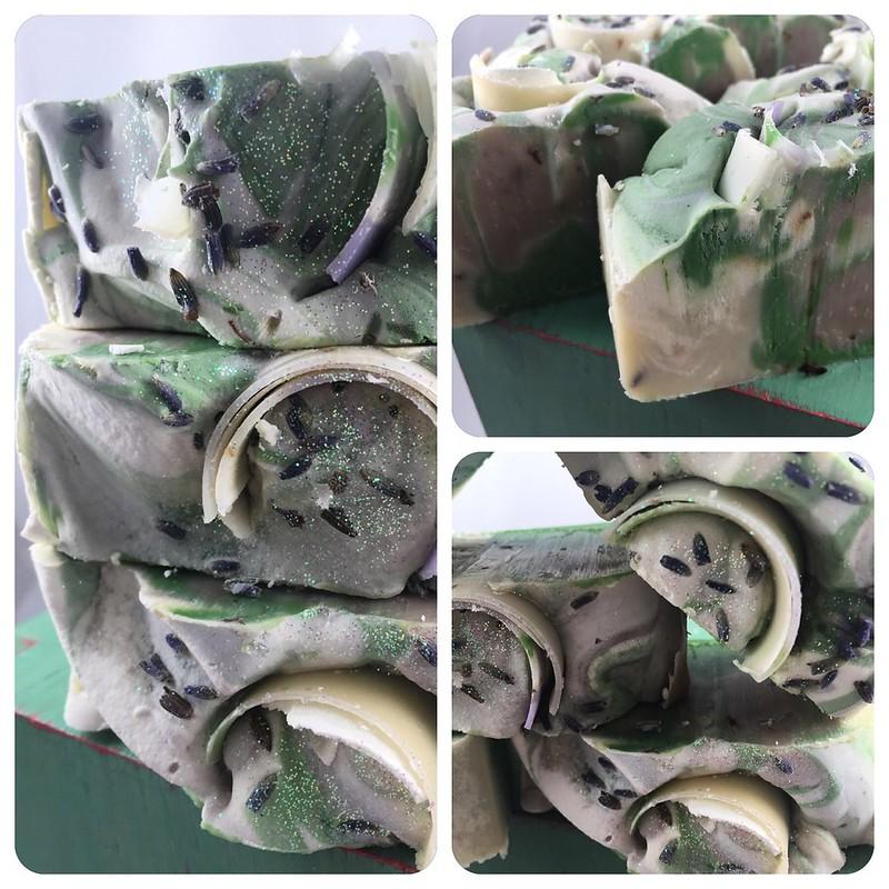 Lavender soap by The Daily Scrub www.facebook.com/TheDailyScrub