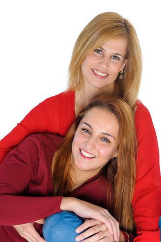 Sessão mãe & filha
