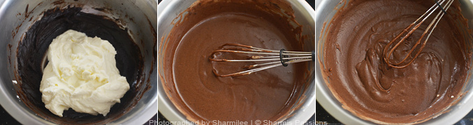 How to make Eggless Chocolate Mousse Recipe - Step4