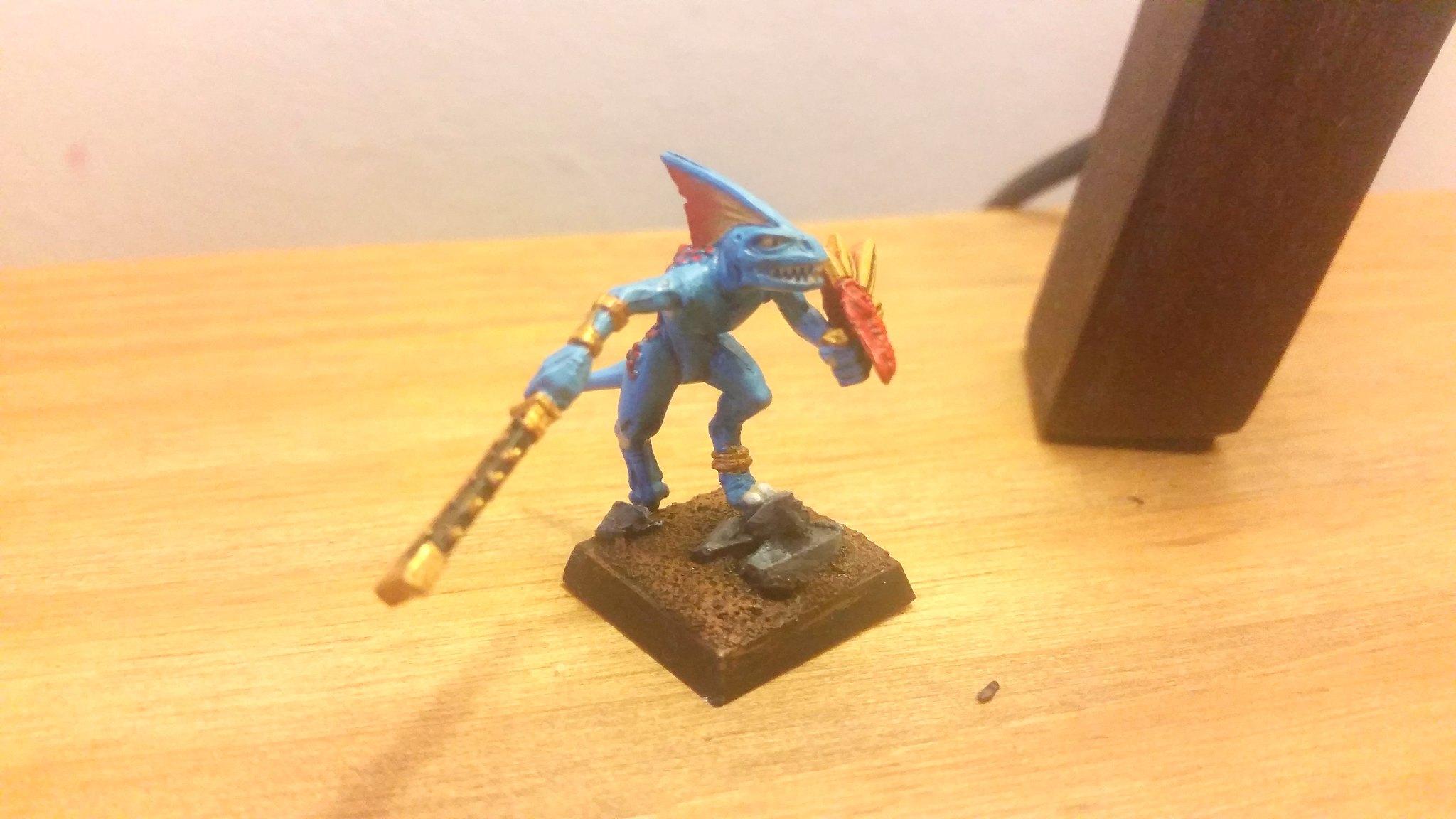 lizardmen - Rage's Lizardmen 26531624073_2422108c26_k