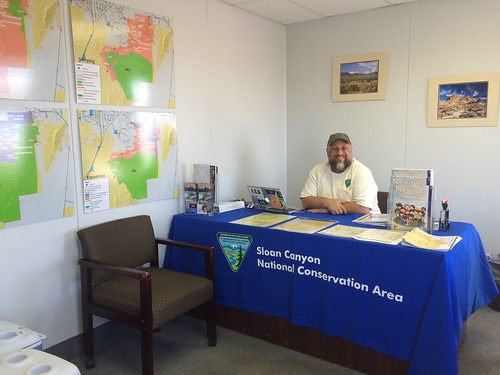 Jim Stanger, Friends of Sloan Canyon