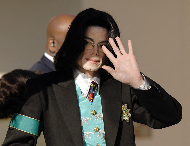 Фото | Майкл Джексон в 50 лет