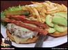 Bacon, Swiss & Avocado Burger