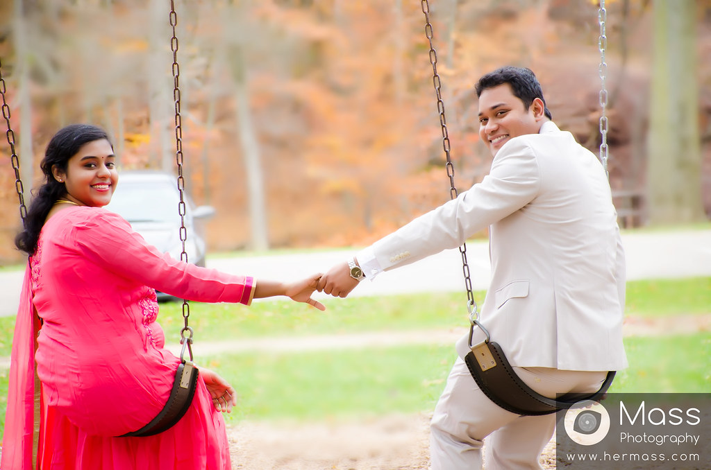Couples swing- Outdoor photography- Ohio- USA - Mass Photography - www.hermass.com