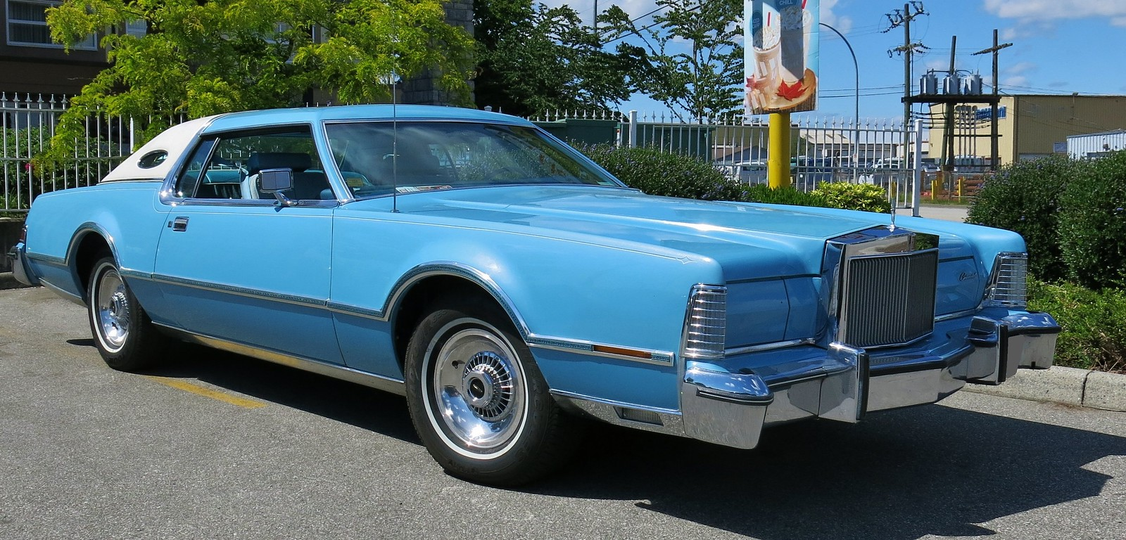 lincoln continental mark iv in cars trucks ebay autos post. Black Bedroom Furniture Sets. Home Design Ideas