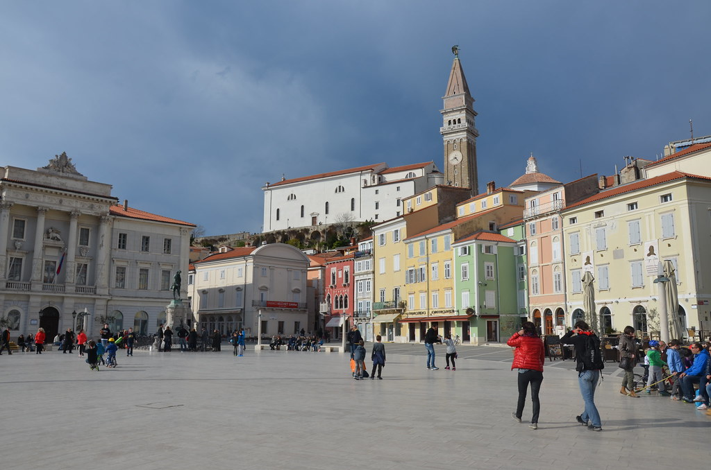 3 places to visit in Slovenia