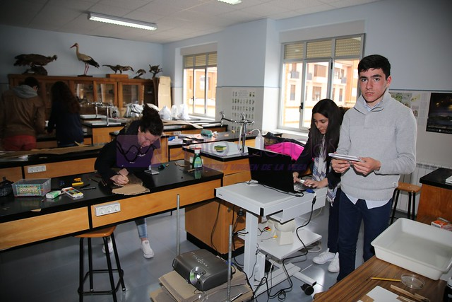 making of II Semana de la Ciencia - 4º ESO