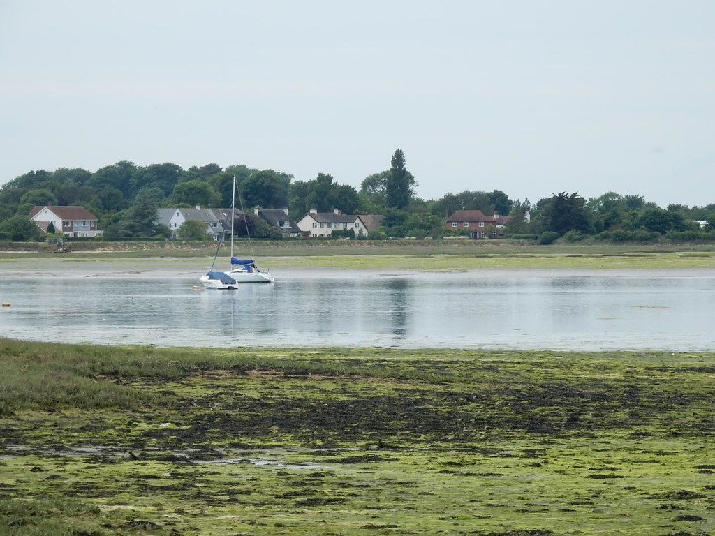 Mudflats Southbourne to Chichester