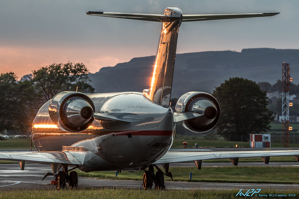 9H-ILA - CRJ2 - VistaJet