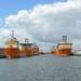 Ships at Hull