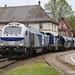 Europorte 4009 Strasbourg Port du Rhin 01-06-2016 by Alex Leroy