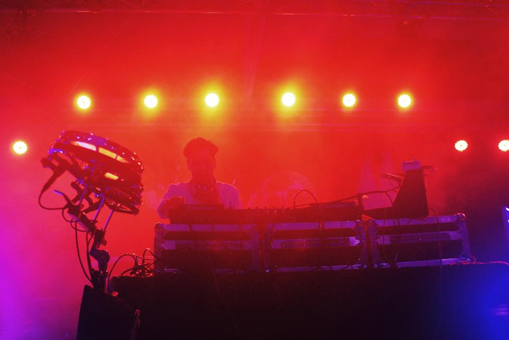 BTS: Neon Indian